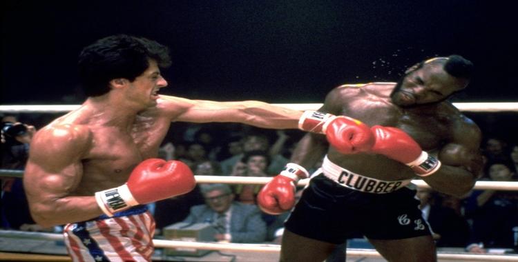 Rocky III Featured