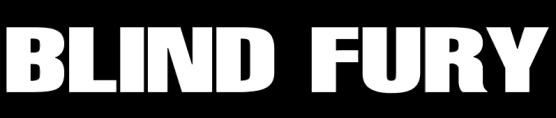 Blind Fury logo