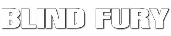 Blind Fury logo