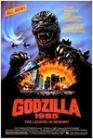 Godzilla 1985 cover