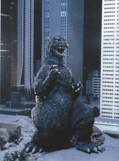 Godzilla dump