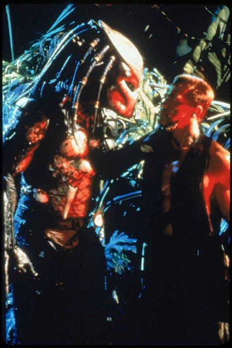 Predator Arnie and Predator