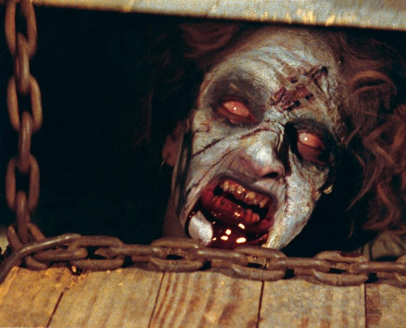 The Evil Dead 1