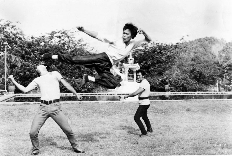Bruce Lee Boss