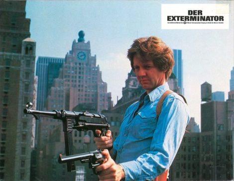 Exterminator guns