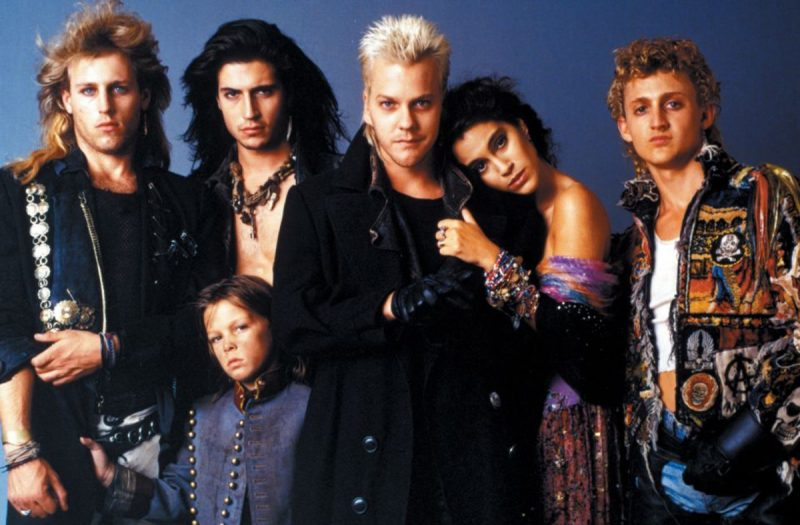 The Lost Boys cast