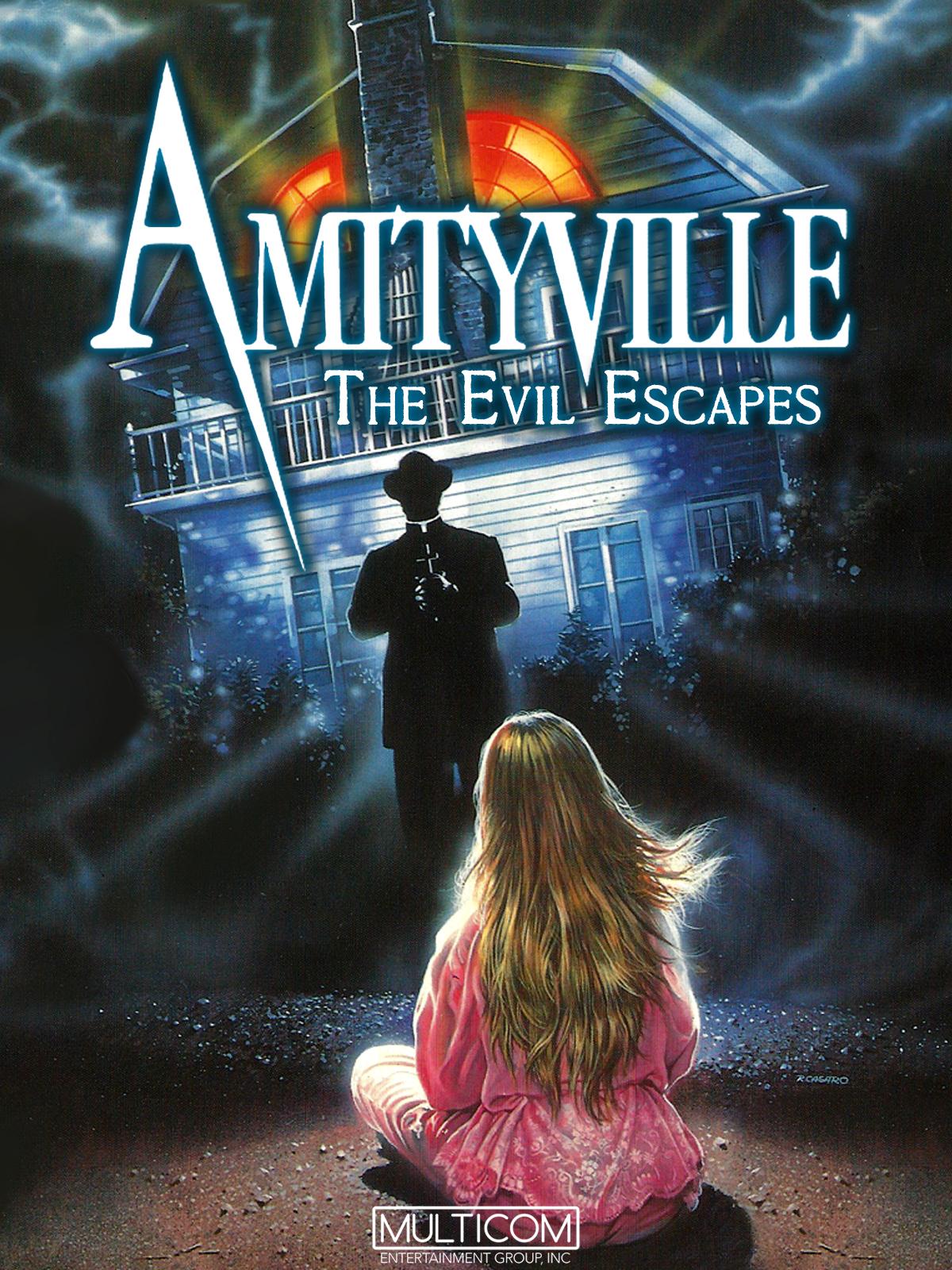 Amityville 4 poster