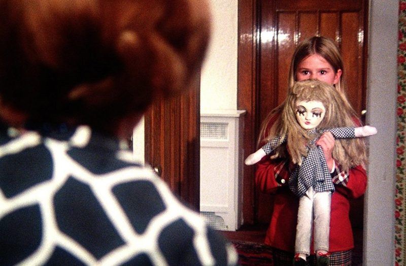 Cathy's Curse doll