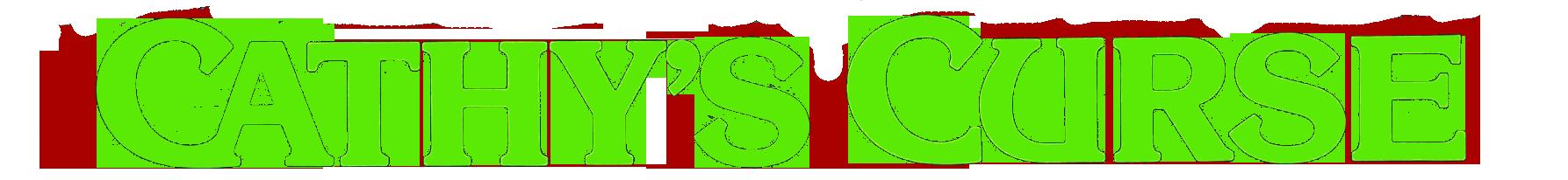 Cathy's Curse logo