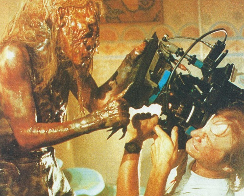 Demon Knight behind the scenes