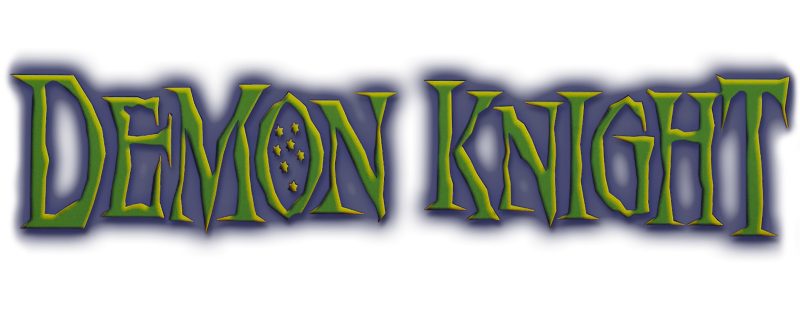 Demon Knight logo