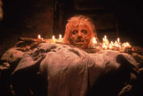 Friday the 13th Part 2 Mrs Voorhees