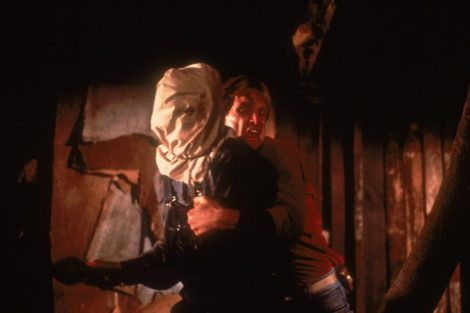 Friday the 13th Part 2 sack
