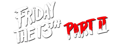 Friday the 13th Part II logo