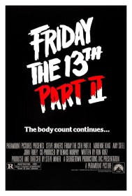 Friday the 13th Part II poster