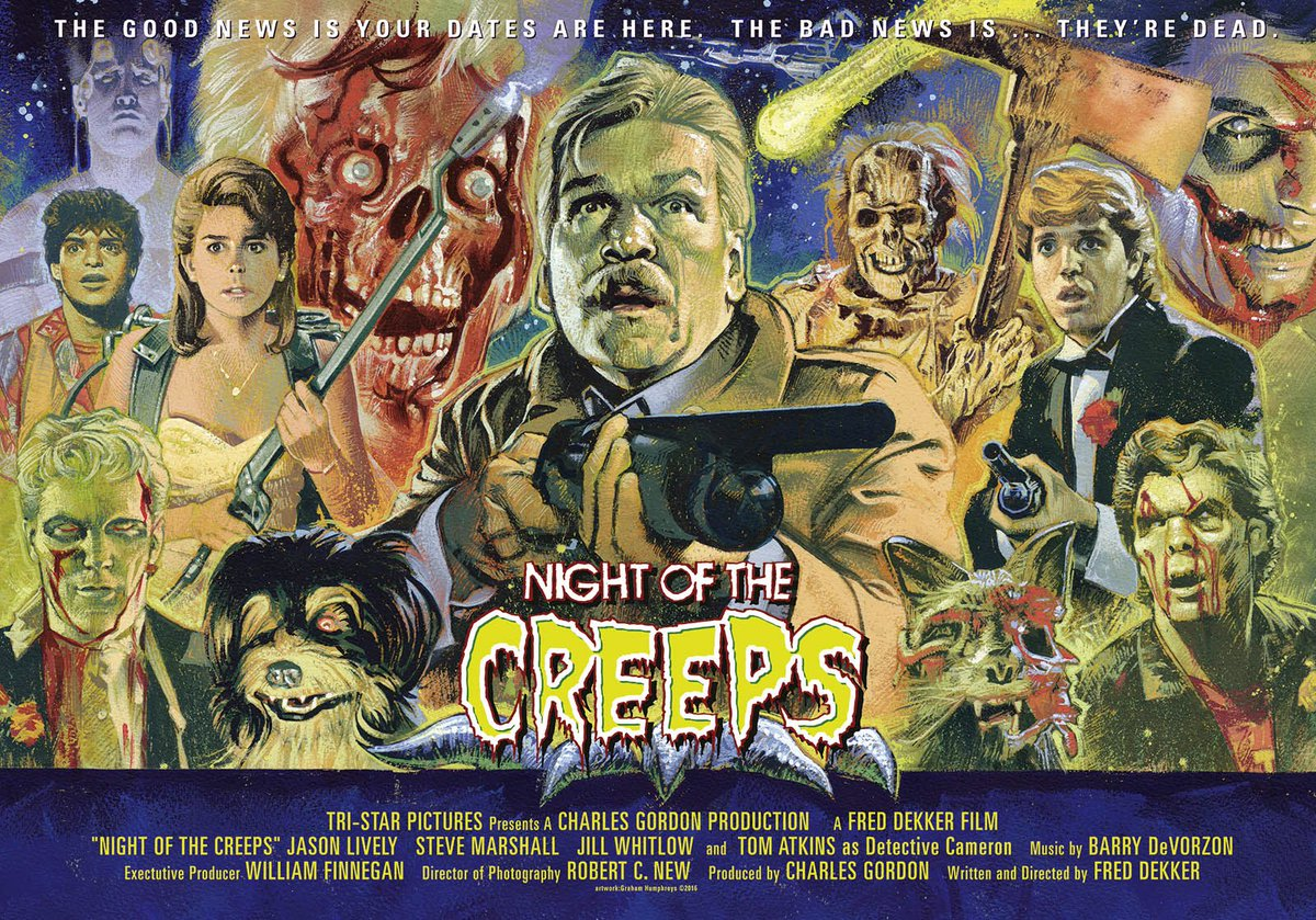 Night of the Creeps featured