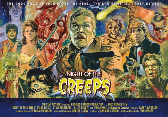 Night Of The Creeps (1986) – VHS Revival