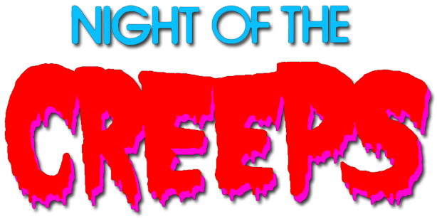 Night of the Creeps logo