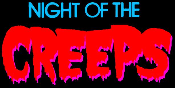 Night of the Creeps logo