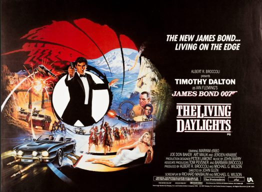 The Living Daylights quad