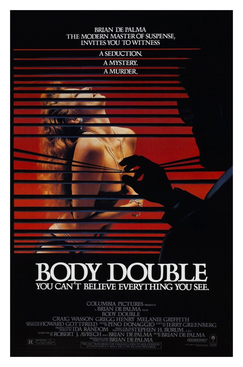 Body Double featured