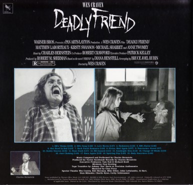 Deadly Friend OST