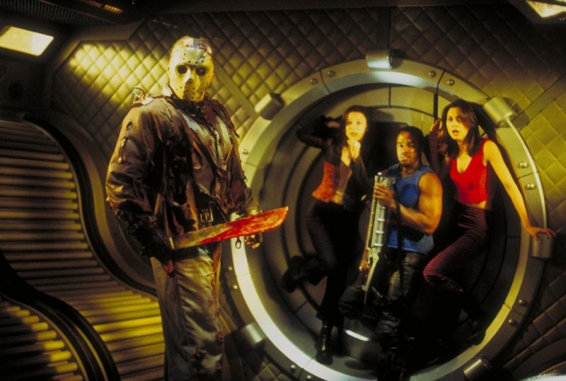 Jason X cast