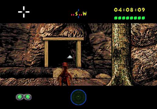 Jurassic Park Sega 2