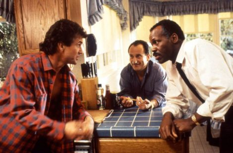 Lethal Weapon 2 cast