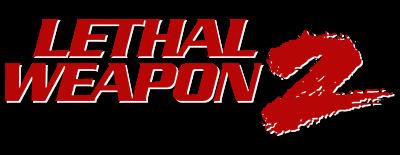 Lethal Weapon 2 logo