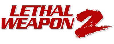 Lethal Weapon 2 logo