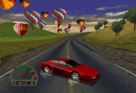 Need For Speed Balloons