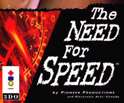 The Need For Speed header