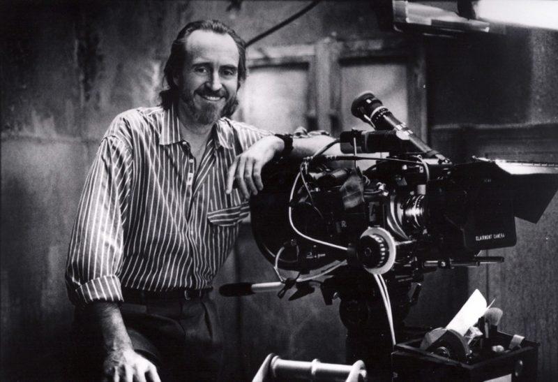 Wes Craven Camera