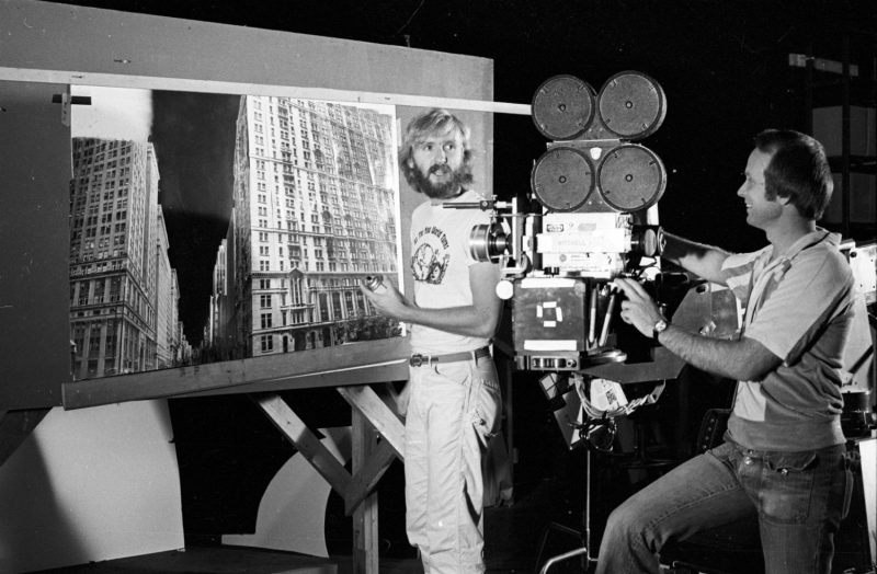Escape From New York behind the scenes 2