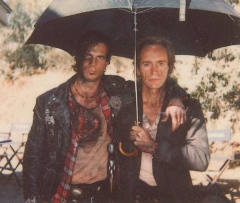 Near Dark behind the scenes