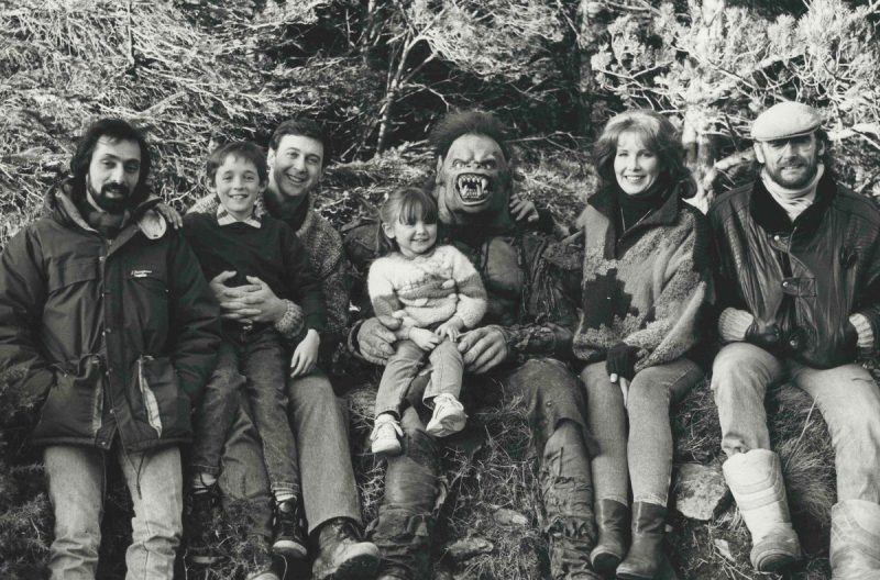 Rawhead Rex behind the scenes