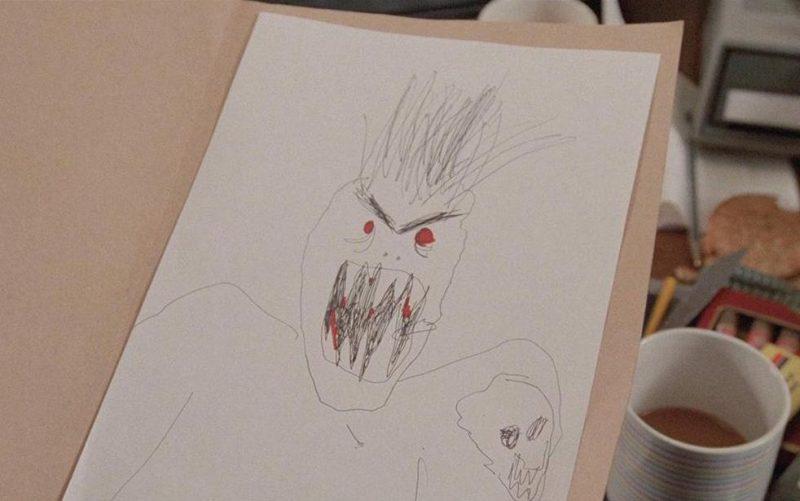 Rawhead Rex drawing