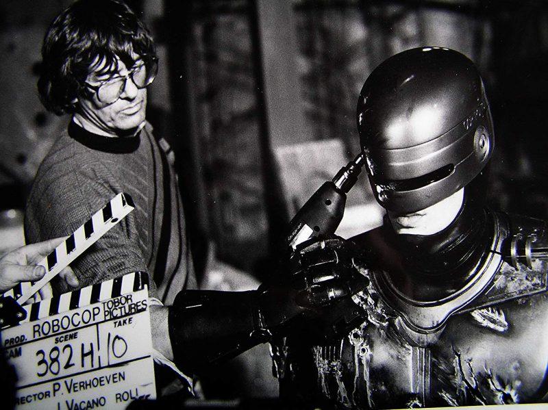 Robocop action