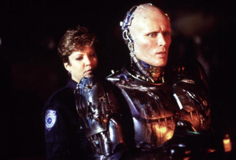 Robocop Lewis and Murphy