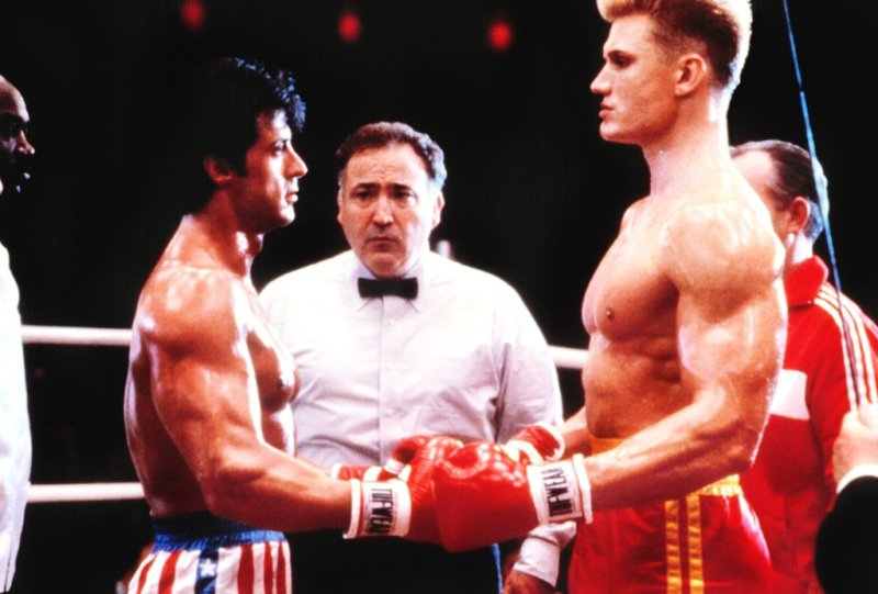 Rocky IV gloves