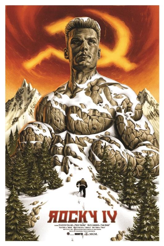 Rocky IV Jason Edmiston