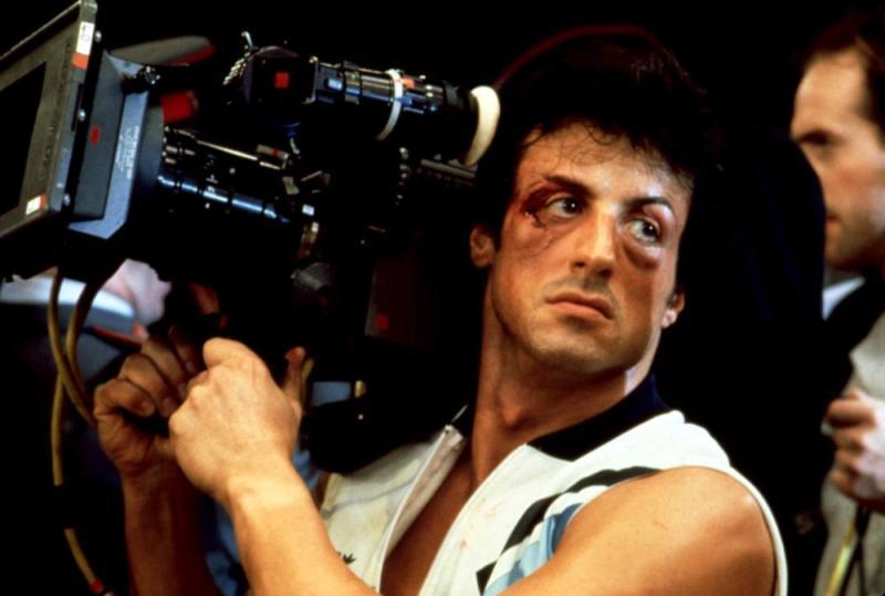Rocky IV Rocky camera