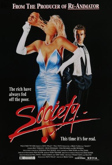 Society poster