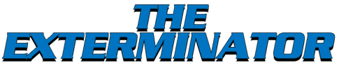 The Exterminator logo