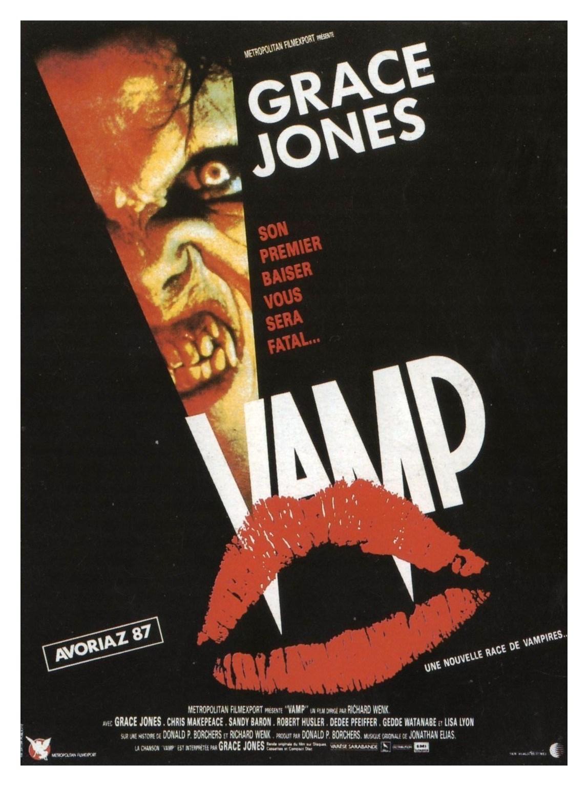 Vamp French Poster