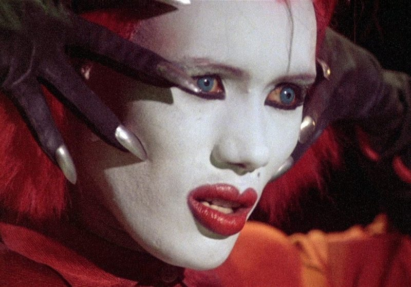 Vamp Grace Jones