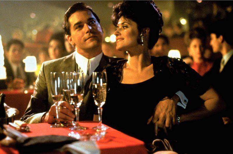 Goodfellas Liotta and Bracco
