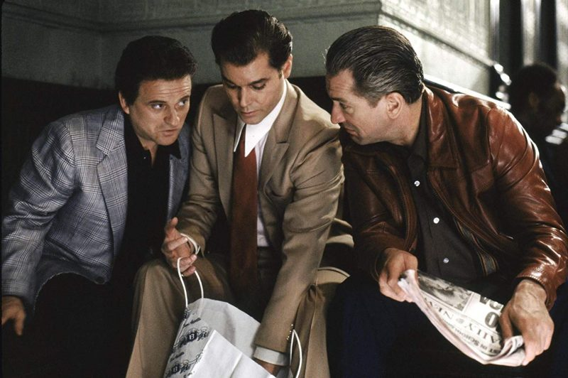 Goodfellas trio