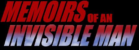 Memoirs of an Invisible Man logo